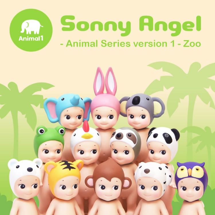 【Sonny Angel】 經典動物系列 Version.1 盒玩公仔