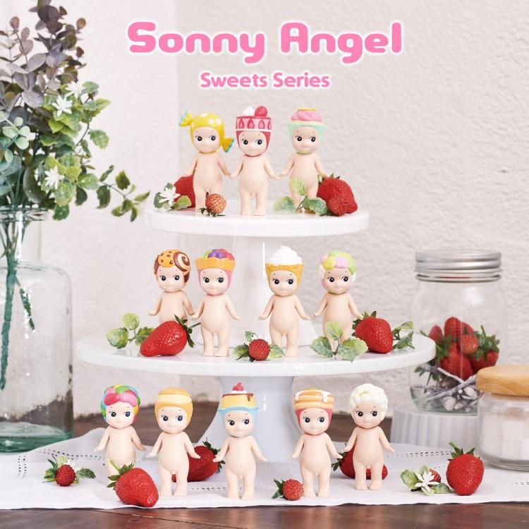 【Sonny Angel】 經典甜點系列 盒玩公仔
