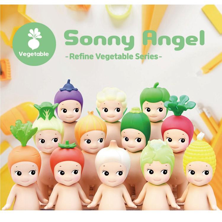 【Sonny Angel】經典蔬菜系列 盒玩公仔