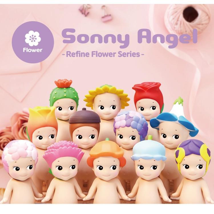 【Sonny Angel】經典花卉系列 盒玩公仔