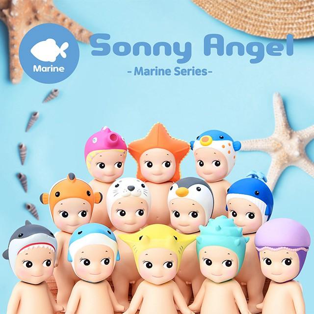 【Sonny Angel】經典海洋系列 盒玩公仔