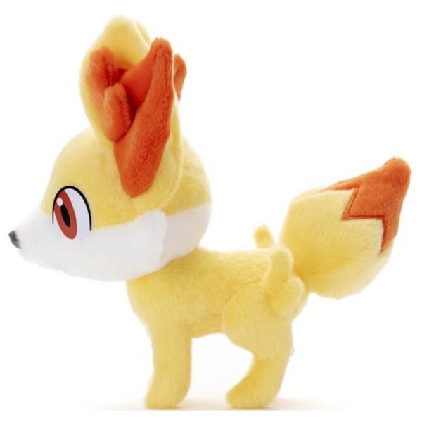 寶可夢收藏絨毛系列-火狐狸