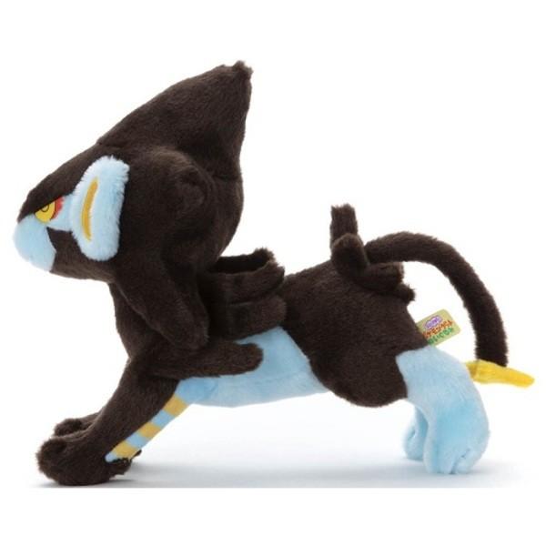 寶可夢收藏絨毛系列-倫琴貓