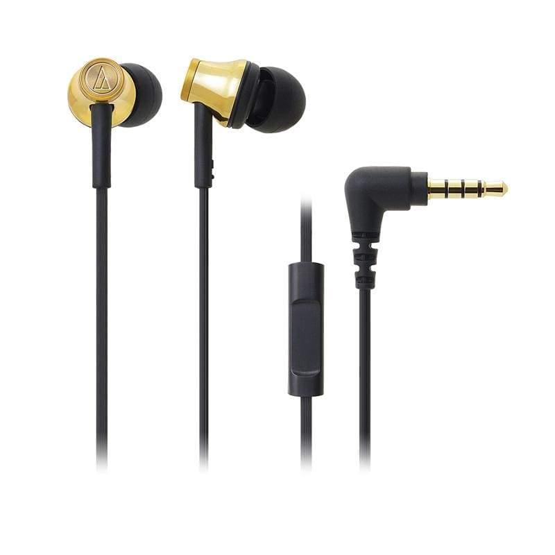 鐵三角|【audio-technica 鐵三角】ATH-CK330iS 智慧型手機專用耳機 附麥克風