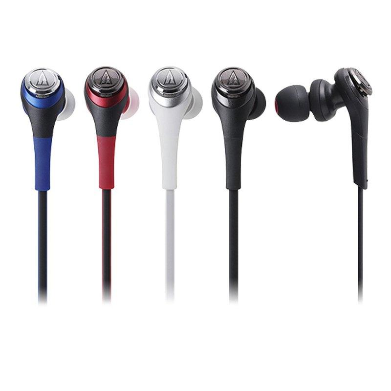 鐵三角|【audio-technica 鐵三角】ATH-CKS550iS 智慧型手機用耳塞式耳機
