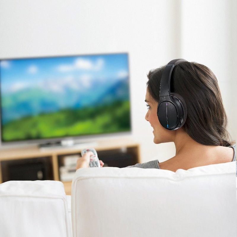 鐵三角 【audio-technica 鐵三角】ATH-DWL770 無線/藍芽兩用高解析數位耳機