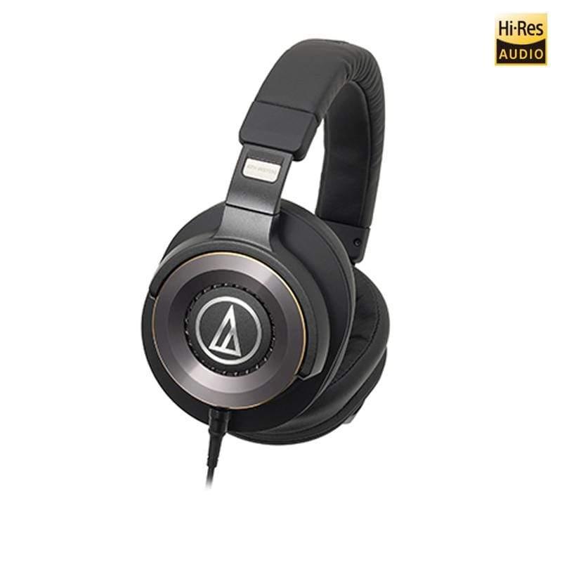 鐵三角|【audio-technica 鐵三角】ATH-WS1100 SOLID BASS重低音頭戴型耳罩式耳機