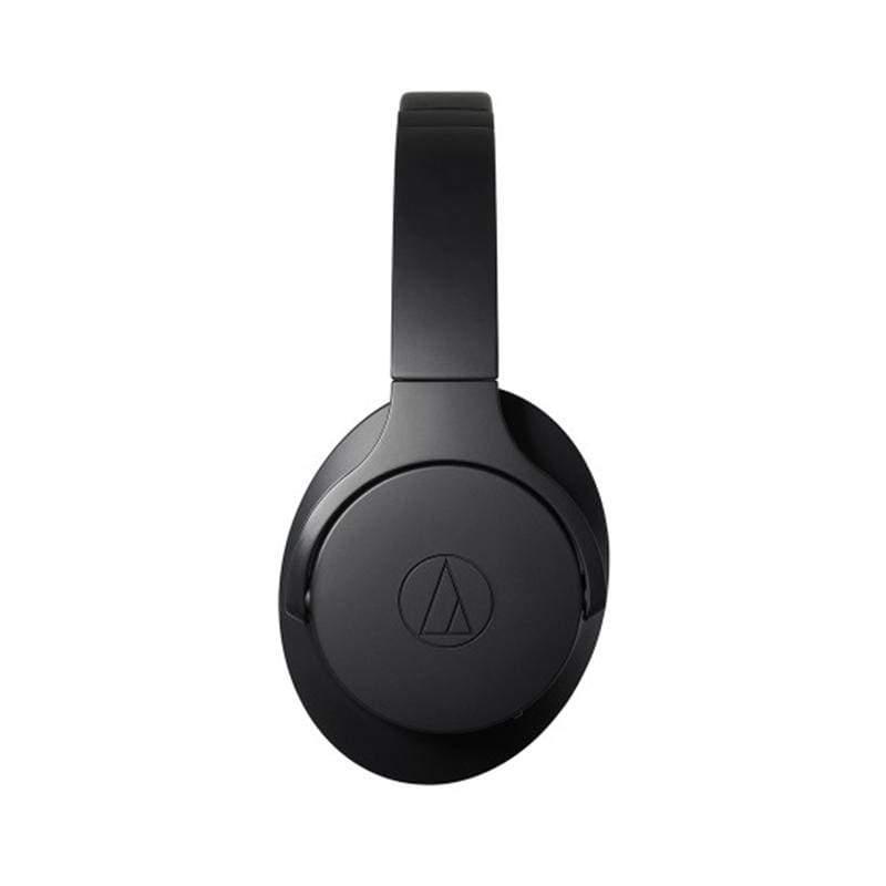 鐵三角|【audio-technica 鐵三角】ATH-ANC700BT 無線藍芽抗燥耳機麥克風組 黑