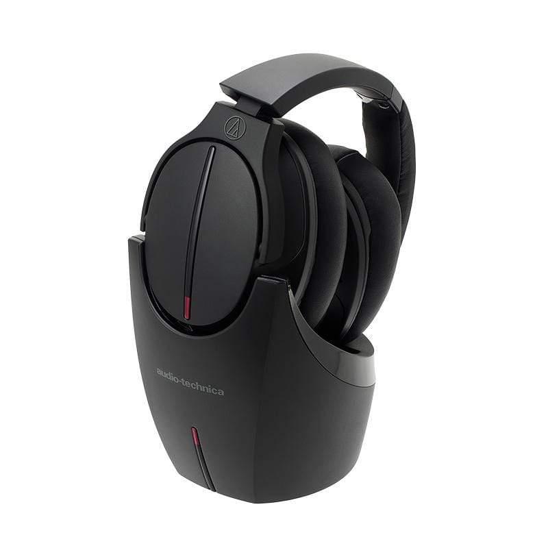鐵三角 【audio-technica 鐵三角】ATH-DWL550 無線數位家用耳機