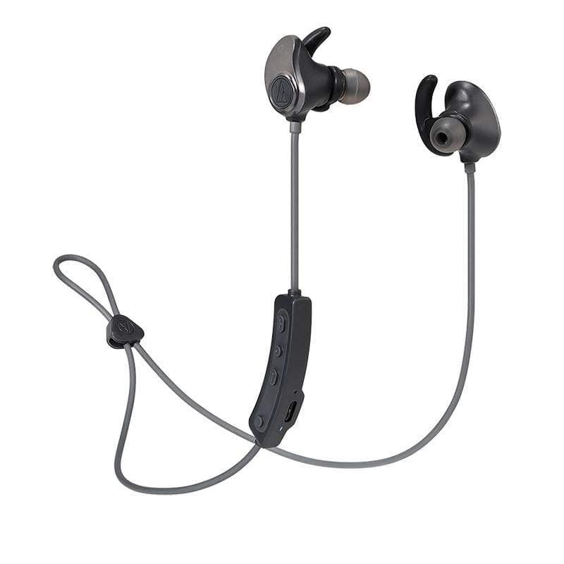 鐵三角 【audio-technica 鐵三角】ATH-SPORT90BT 藍牙無線耳機麥克風組