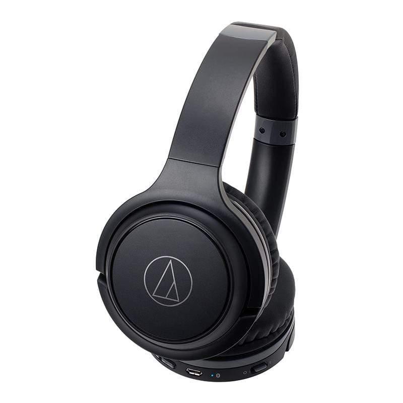 鐵三角|【audio-technica 鐵三角】ATH-S200BT 無線耳罩式藍芽耳機