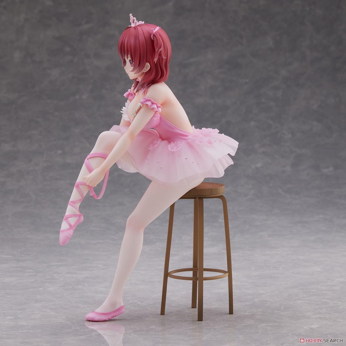 Union Creative|1/6 UCI 紅鶴芭蕾舞團 紅髮女孩 原畫by AnniPVC