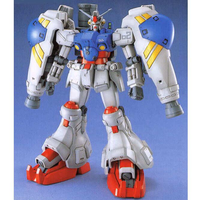 BANDAI|MG 1/100 RX-78GP02A