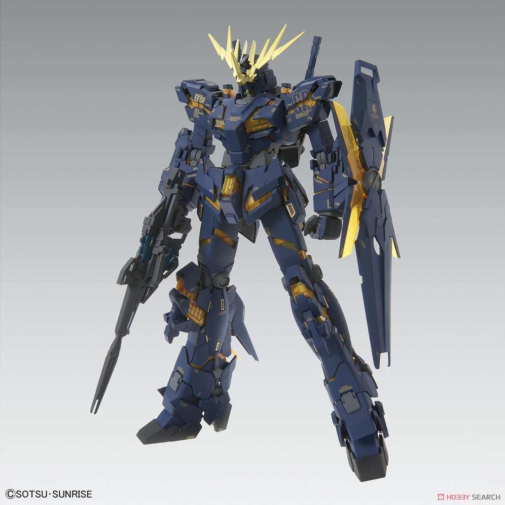 BANDAI|MG 1/100 獨角獸鋼彈2號機 報喪女妖 Ver.Ka