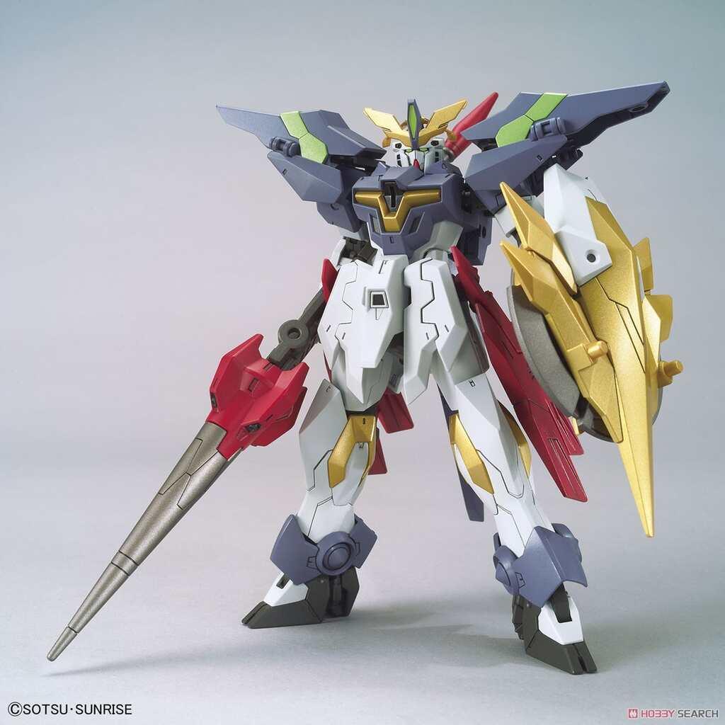 BANDAI|HGBD:R #033 1/144 神盾騎士鋼彈
