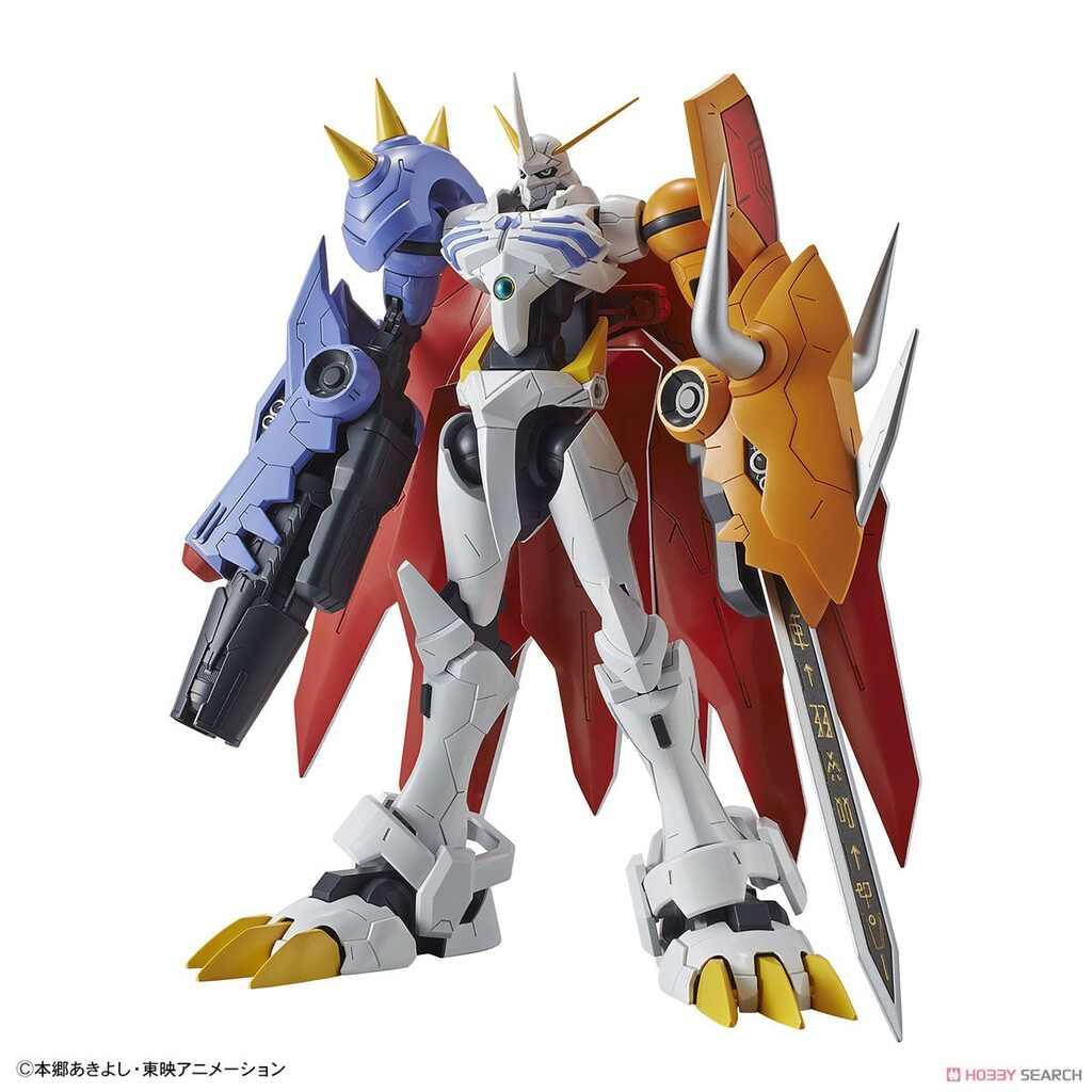 BANDAI|Figure-rise Standard 奧米加獸 (增幅版)