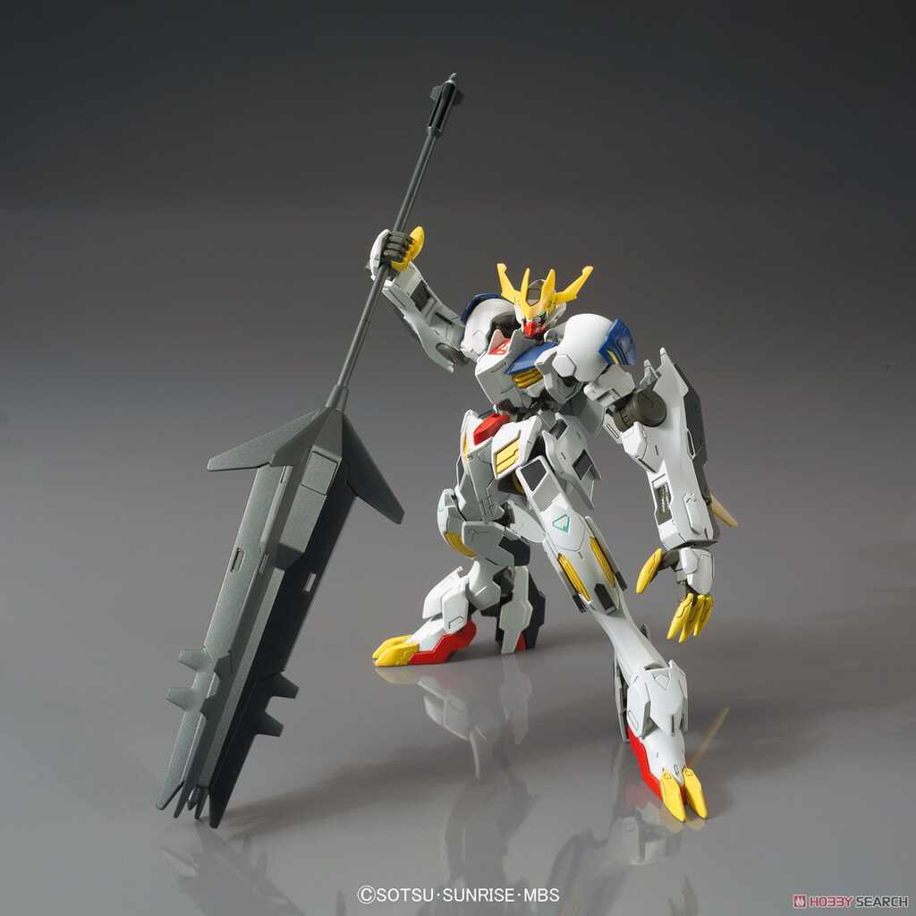 BANDAI|HG IBO #033 1/144 天狼王型獵魔鋼彈
