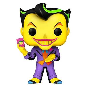 FUNKO POP DC 小丑 黑光版