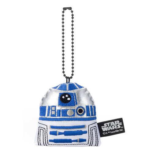 takaratomy|絨毛吊飾- R2-D2