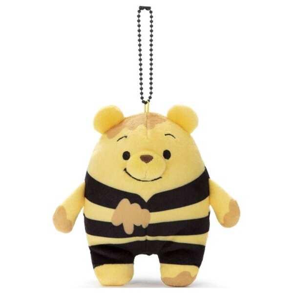 takaratomy|麻吉好朋友吊飾-蜂蜜維尼