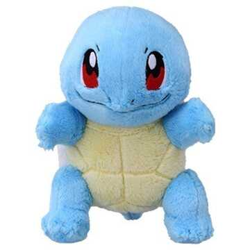 takaratomy 寶可夢絨毛- 傑尼龜