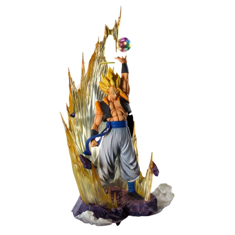 BANDAI|Figuarts ZERO 七龍珠 超級賽亞人 悟吉塔 復活的融合