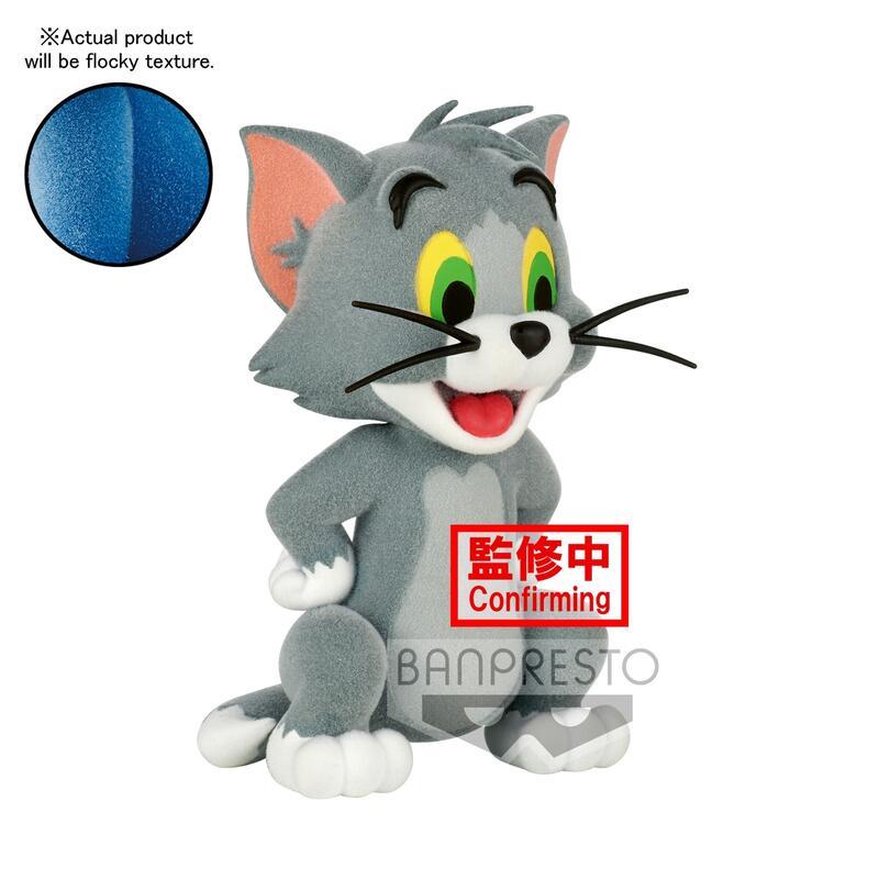 BANPRESTO|湯姆貓與傑利鼠 Fluffy Puffy (A:湯姆貓)