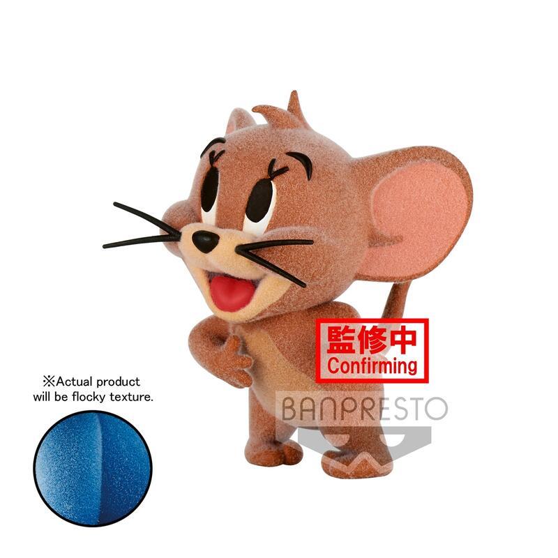 BANPRESTO|湯姆貓與傑利鼠 Fluffy Puffy (B:傑利鼠)
