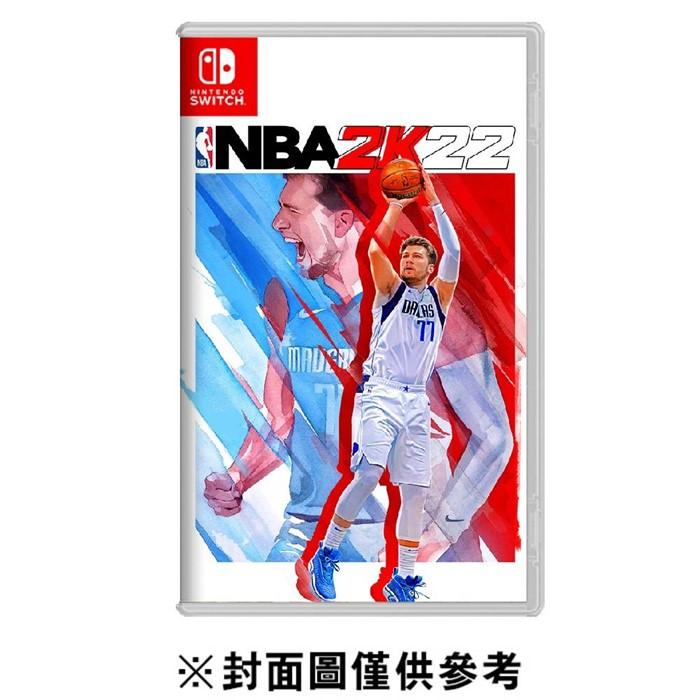 【NS】NBA 2K22《中文版》
