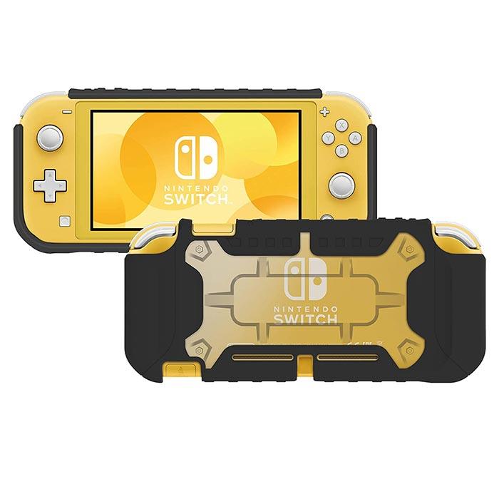 【NS周邊】Switch Lite強韌保護殼 黑色款《HORI(NS2-028A)》