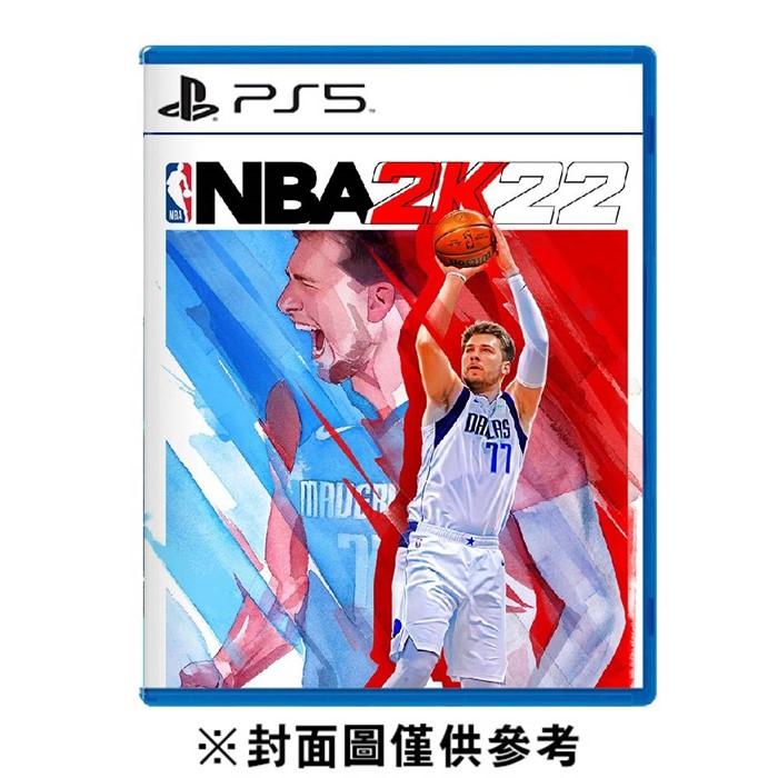 【PS5】NBA 2K22《中文版》