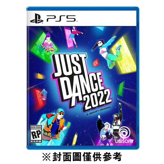 【預購】【PS5】舞力全開 2022 Just Dance 2022《中文版》-2021-11-04上市
