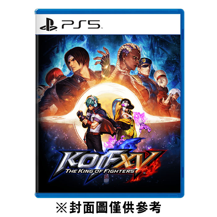 【預購】【PS5】拳皇 XV《中文版》-2022-02-17