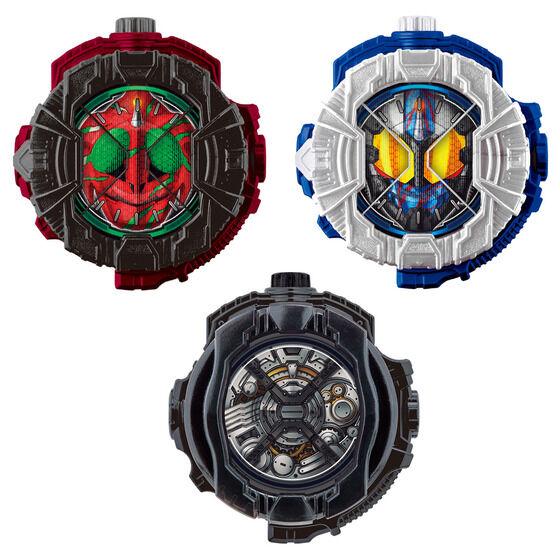 BANDAI|假面騎士時王 DX騎士手錶Quartzer套組03(PB商店)