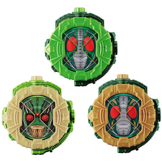 BANDAI|假面騎士時王 DX騎士手錶Quartzer套組02(PB商店)