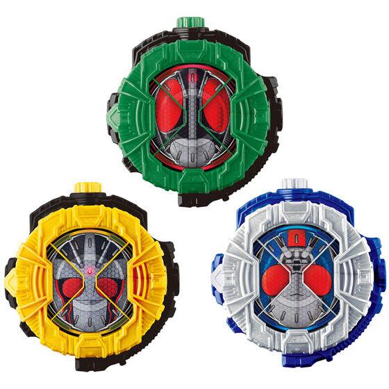 BANDAI|假面騎士時王 DX騎士手錶Quartzer套組01(PB商店)