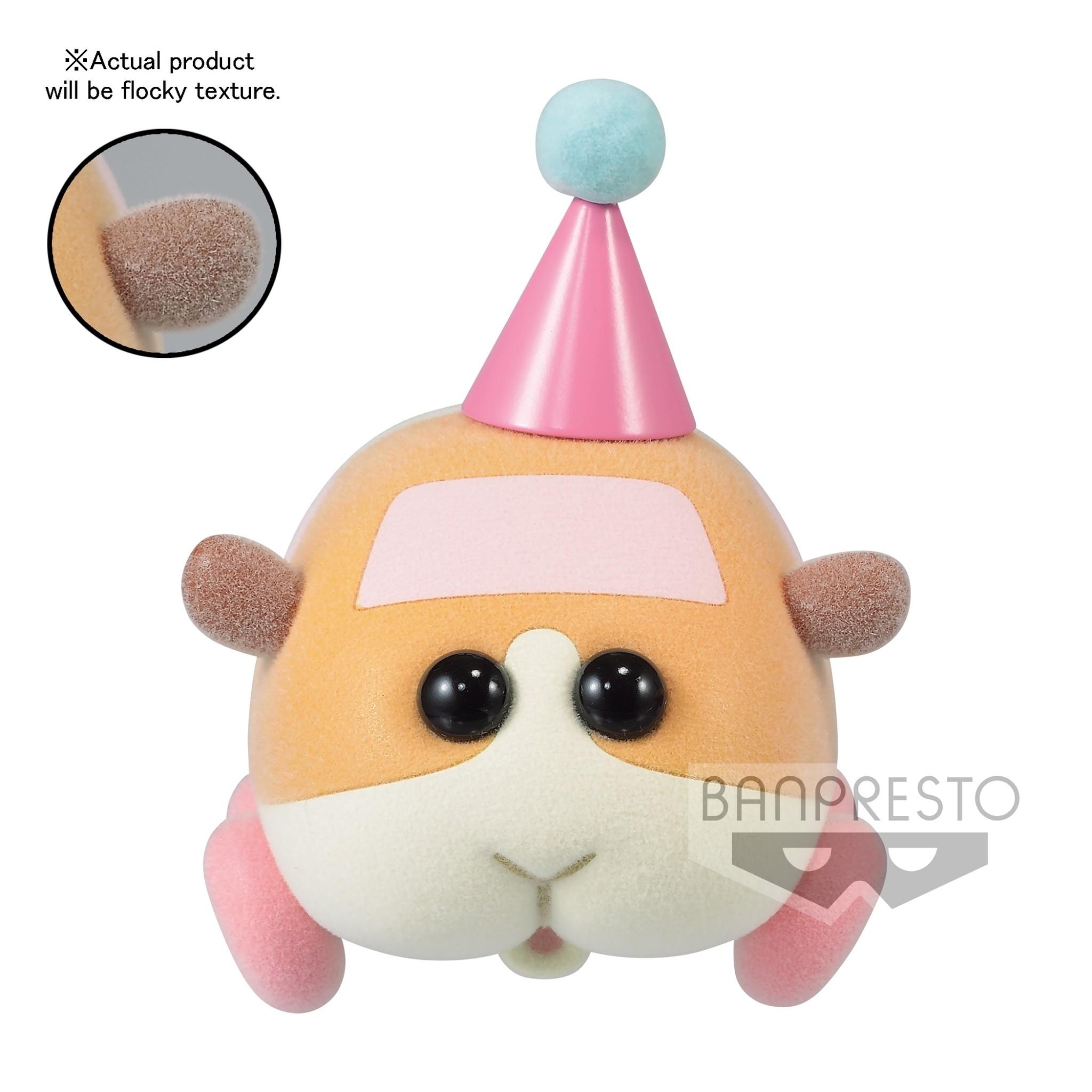 BANPRESTO|天竺鼠車車 Fluffy Puffy 馬鈴薯&巧克力 (A:馬鈴薯)