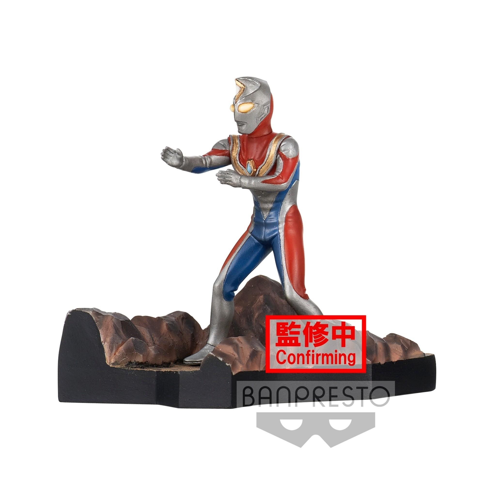 BANPRESTO|超人力霸王帝納 特攝STAGEMENT #49新的影子 (A:超人力霸王帝納)