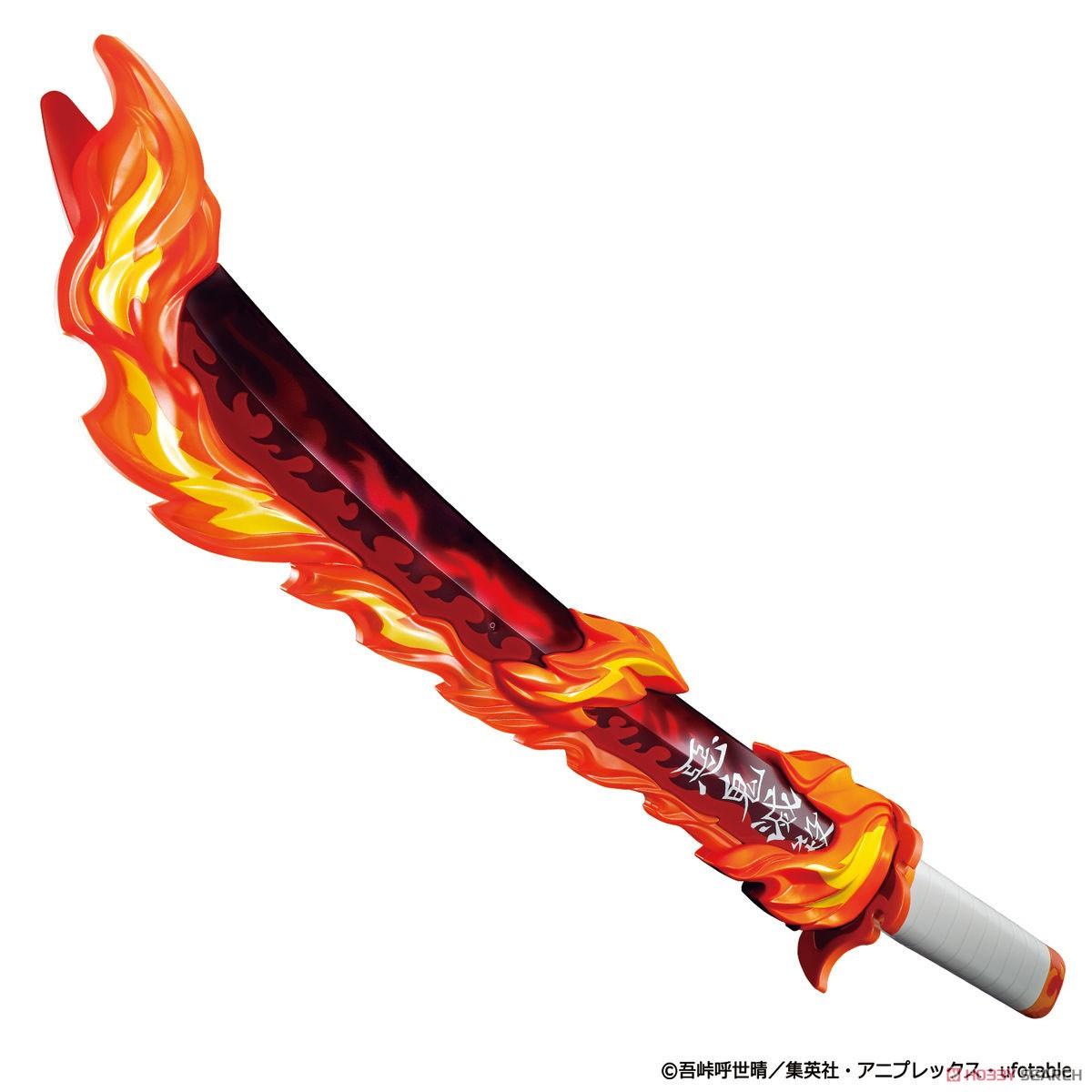 BANDAI|鬼滅之刃 DX日輪刀 煉獄杏壽郎版本